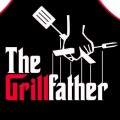 Komplet Fartuch + rękawica - The Grillfather