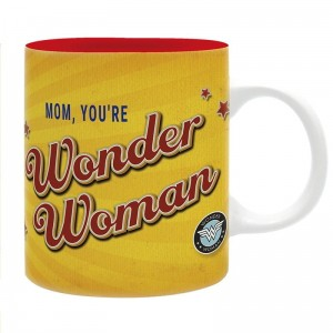 Kubek Wonder Woman Mom