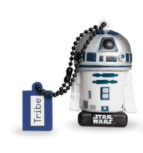 Pendrive 16 GB Star Wars – R2D2 vol 2