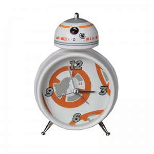 Budzik BB8 Star Wars