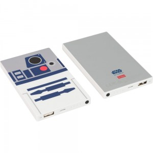 Powerbank Deck 4000 mAh Star Wars – R2D2