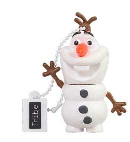 Pendrive 16 GB Frozen -  Olaf