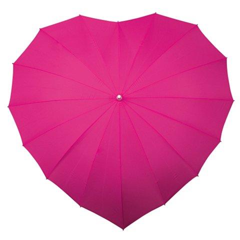 Parasolka serce dziewczęca romantyczna
