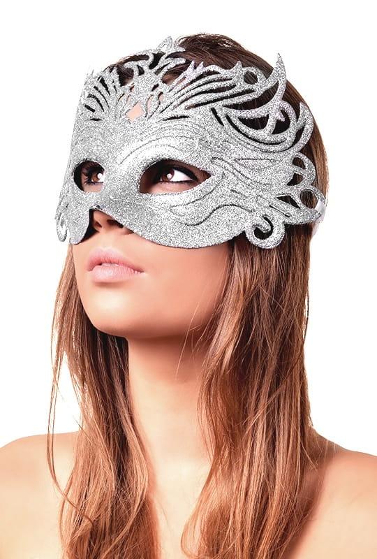 Maska koronkowa karnawał