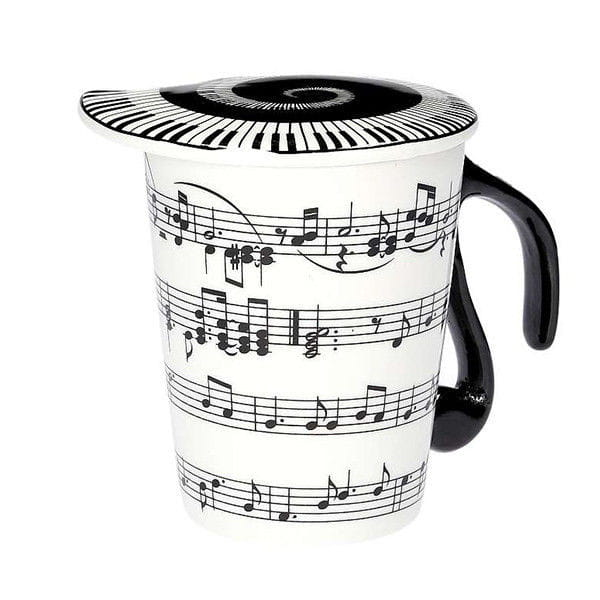 Kubek muzyka uwertura