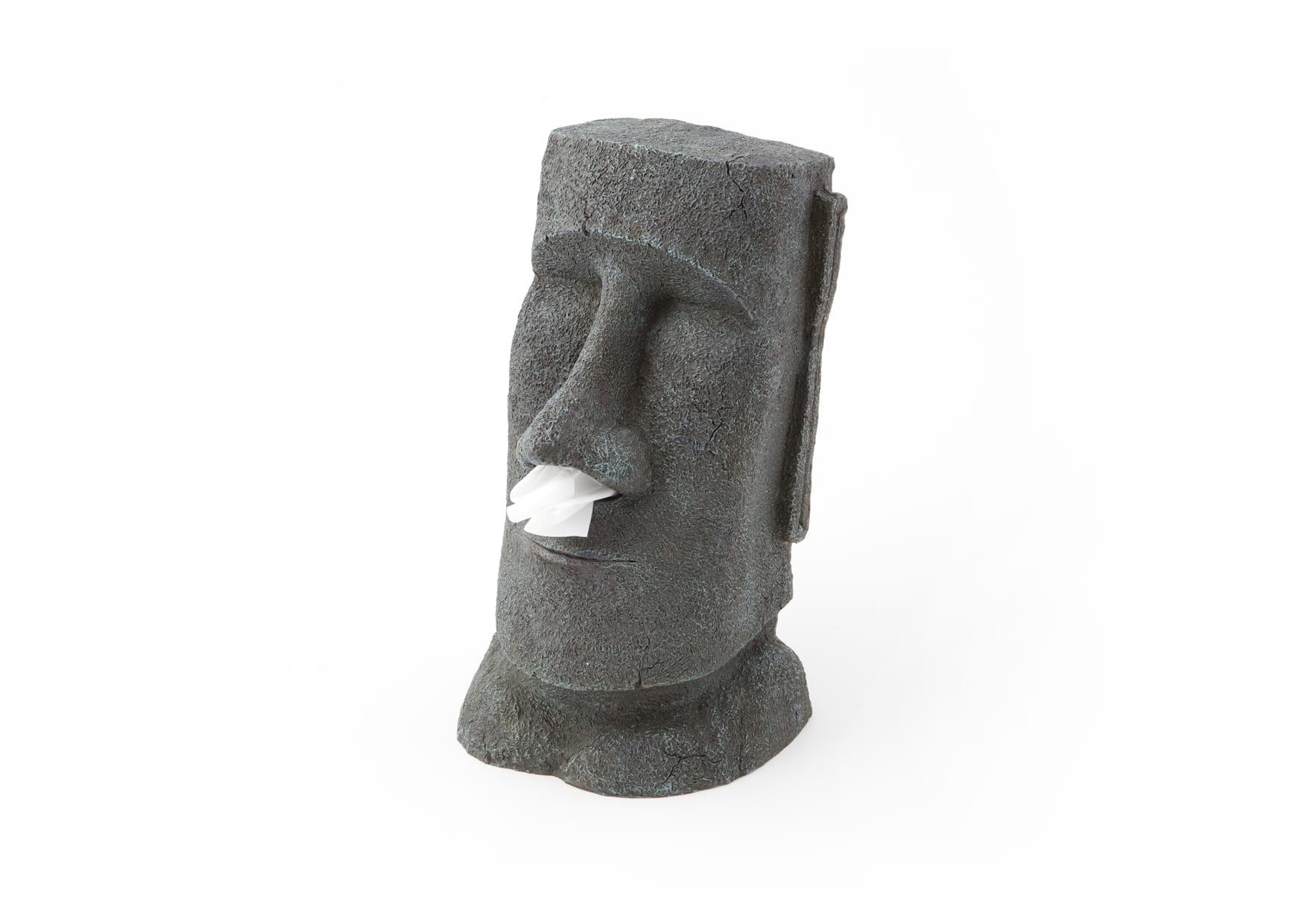 Pojemnik na chusteczki Big Moai chustecznik