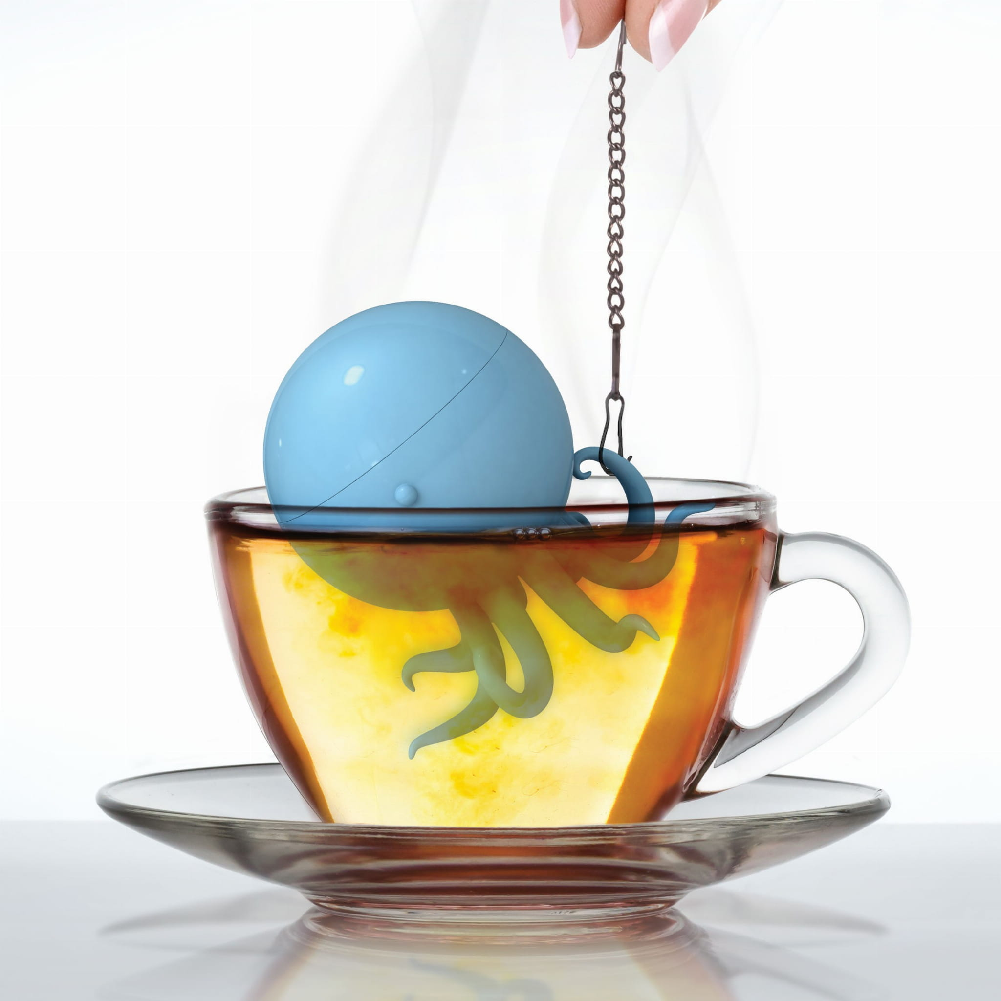 Zaparzacz do herbaty ośmiornica