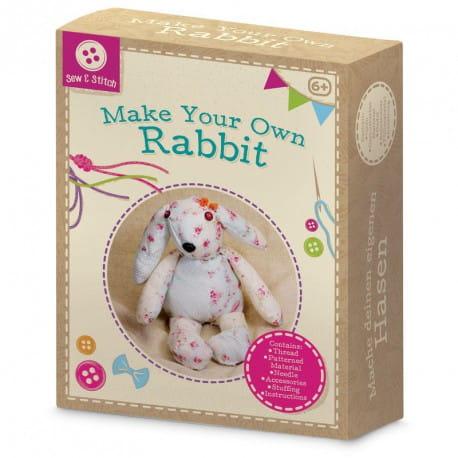 Zrób swojego królika zestaw do zrobienia maskotki
