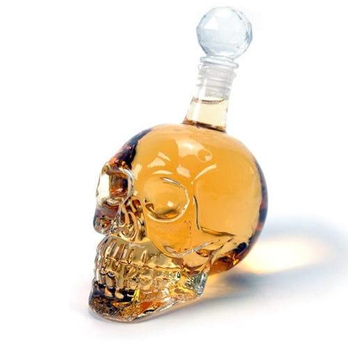 Karafka czaszka 550 ml