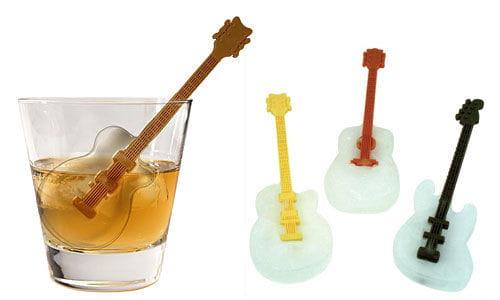 Lodowe gitary foremki do lodu