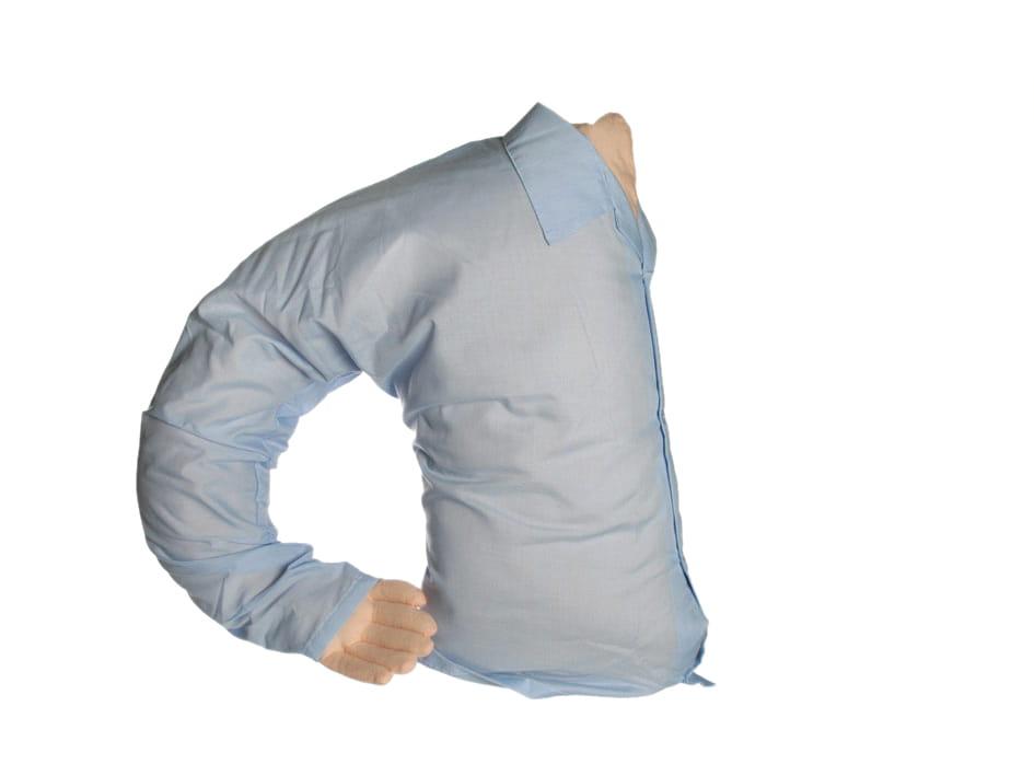 Poduszka męskie ramię dla singielki