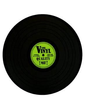Podkładka płyta winylowa zielona
