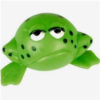 Antystresowa żabka gniotek