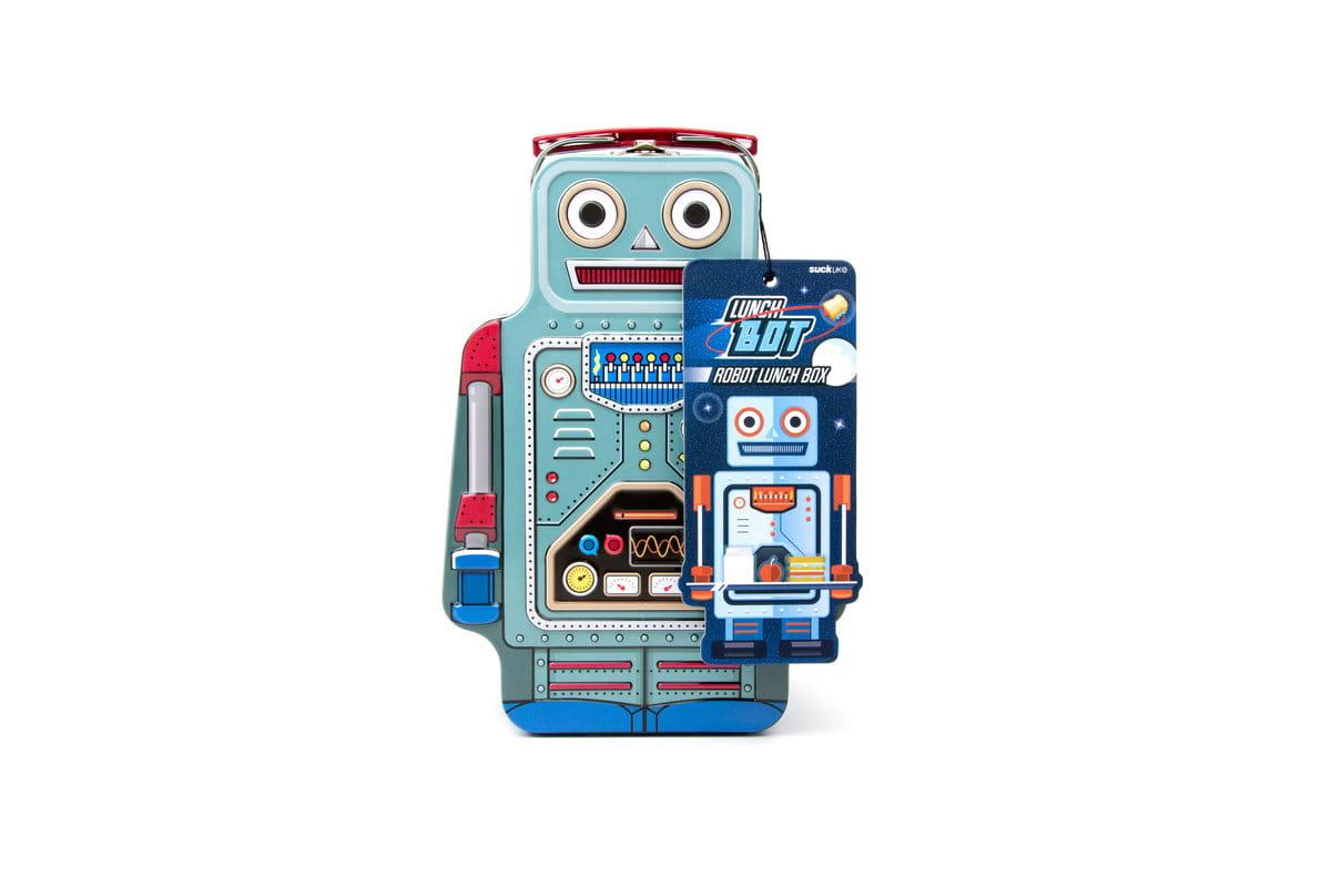 Pojemnik na lunch robot