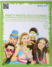Akcesoria do zdjęć wakacyjne fotobudka