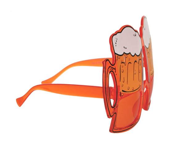 Okulary imprezowe piwosza