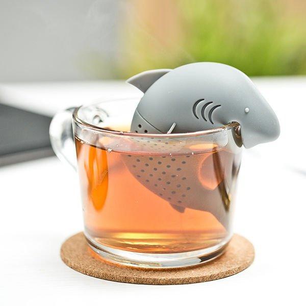 Zaparzacz rekin do herbaty