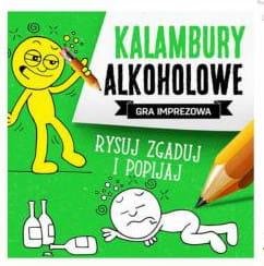 Kalambury alkoholowe gra imprezowa