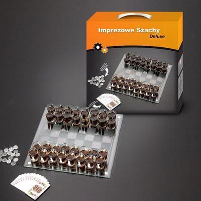 Imprezowe szachy