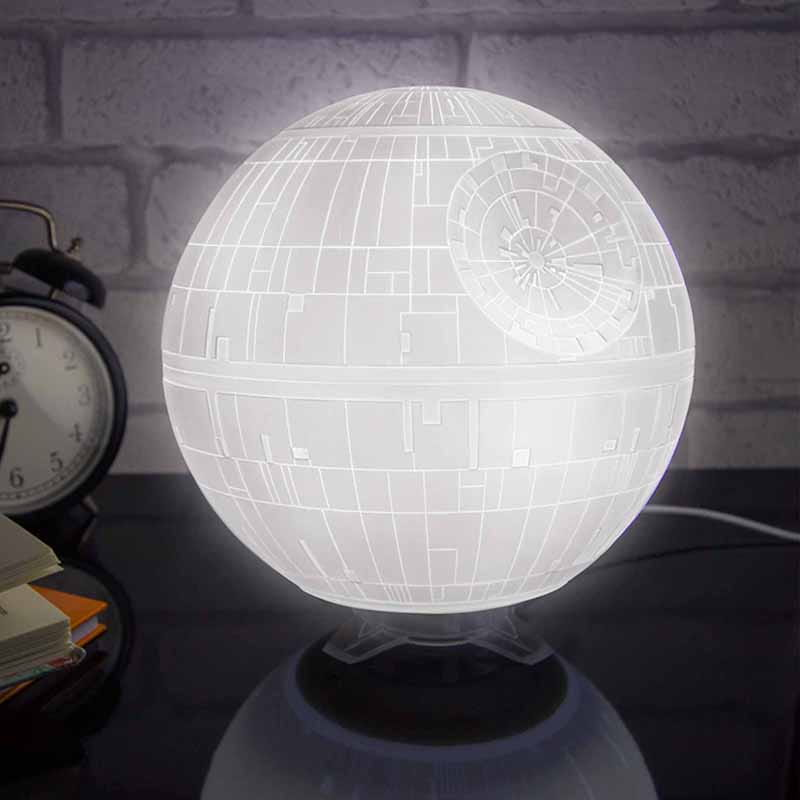 Lampa death star