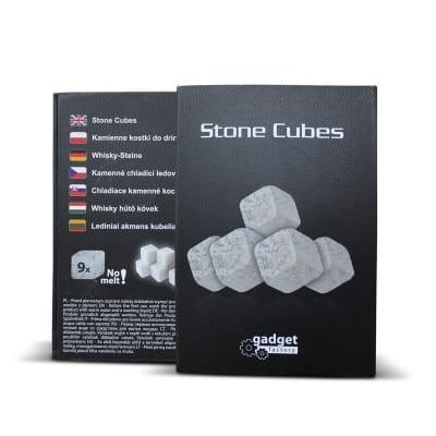 Kamienne kostki whisky stones do drinków