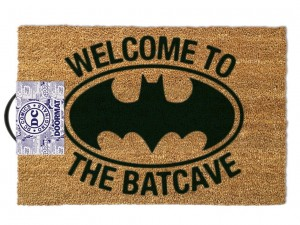 Wycieraczka Batman Welcome to the batcave