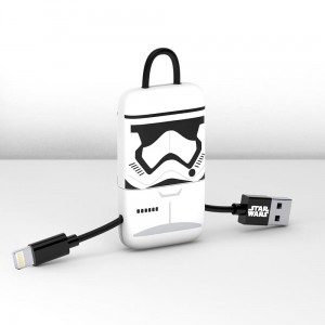 Kabel lightning  Keyline 22 cm Star Wars - Stormtrooper