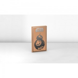 Gold Powerbank 4000 mAh Star Wars – BB-8