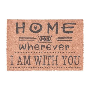 Wycieraczka Home is Wherever I'm with you
