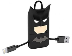 Kabel lightning Mfi Keyline 22 cm Batman