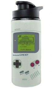 Bidon Nintendo Game Boy