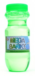 Płyn do mega baniek 118ml