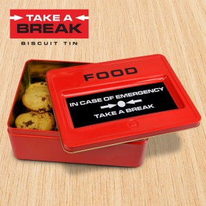 Lunch box Take a break