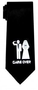 Krawat na kawalerski Game Over vol2