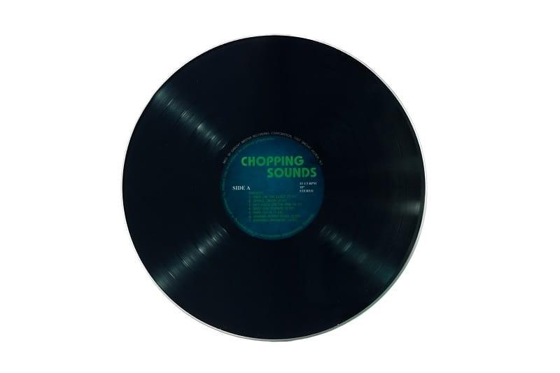 deska do krojenia w ksztacie płyty