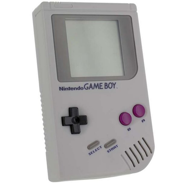 Budzik Game Boy