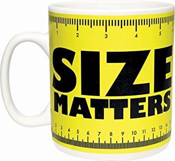 Kubek Size Matters