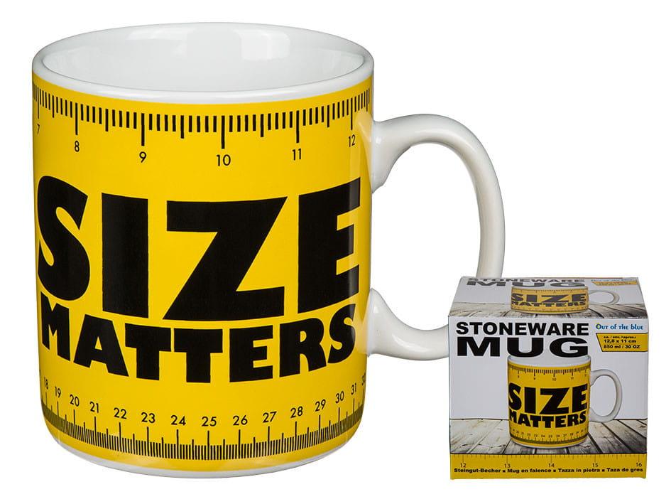 Kubek XXL size matters